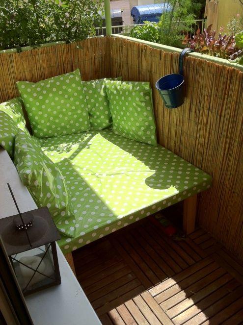 Balkonbett Balkon Bett Aussenmobel