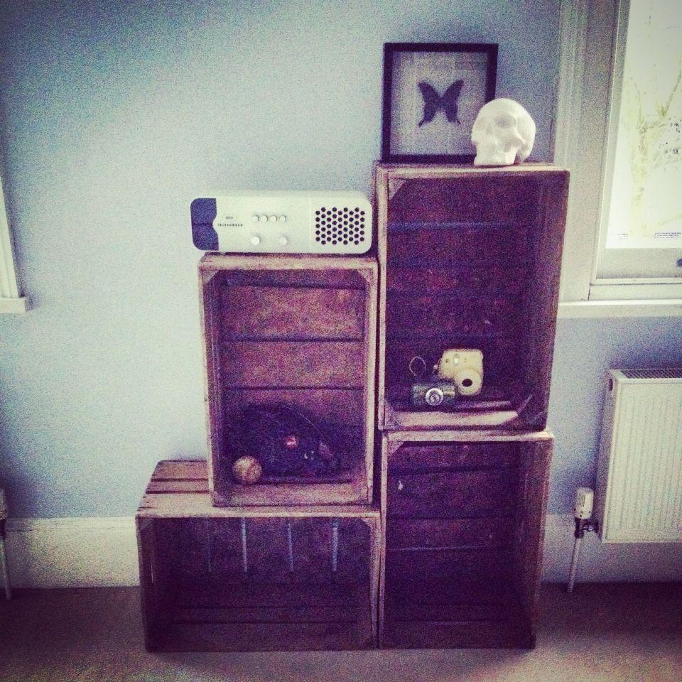 Wood case