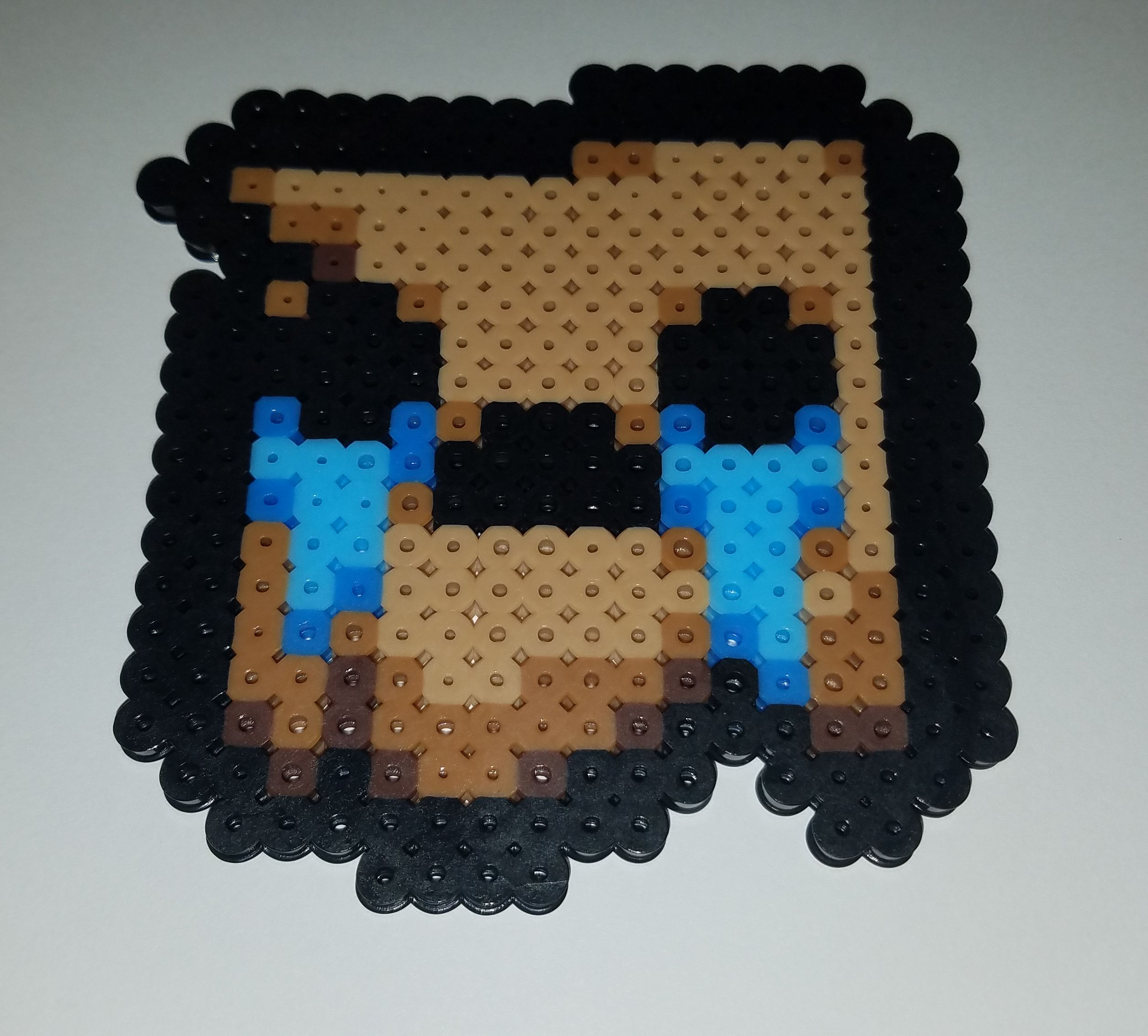 Sackhead Item From The Binding Of Isaac More Perler The