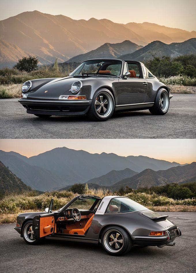 Design classic cars pinterest singer porsche porsche 911 singer porsche 911 targa large fandeluxe Gallery