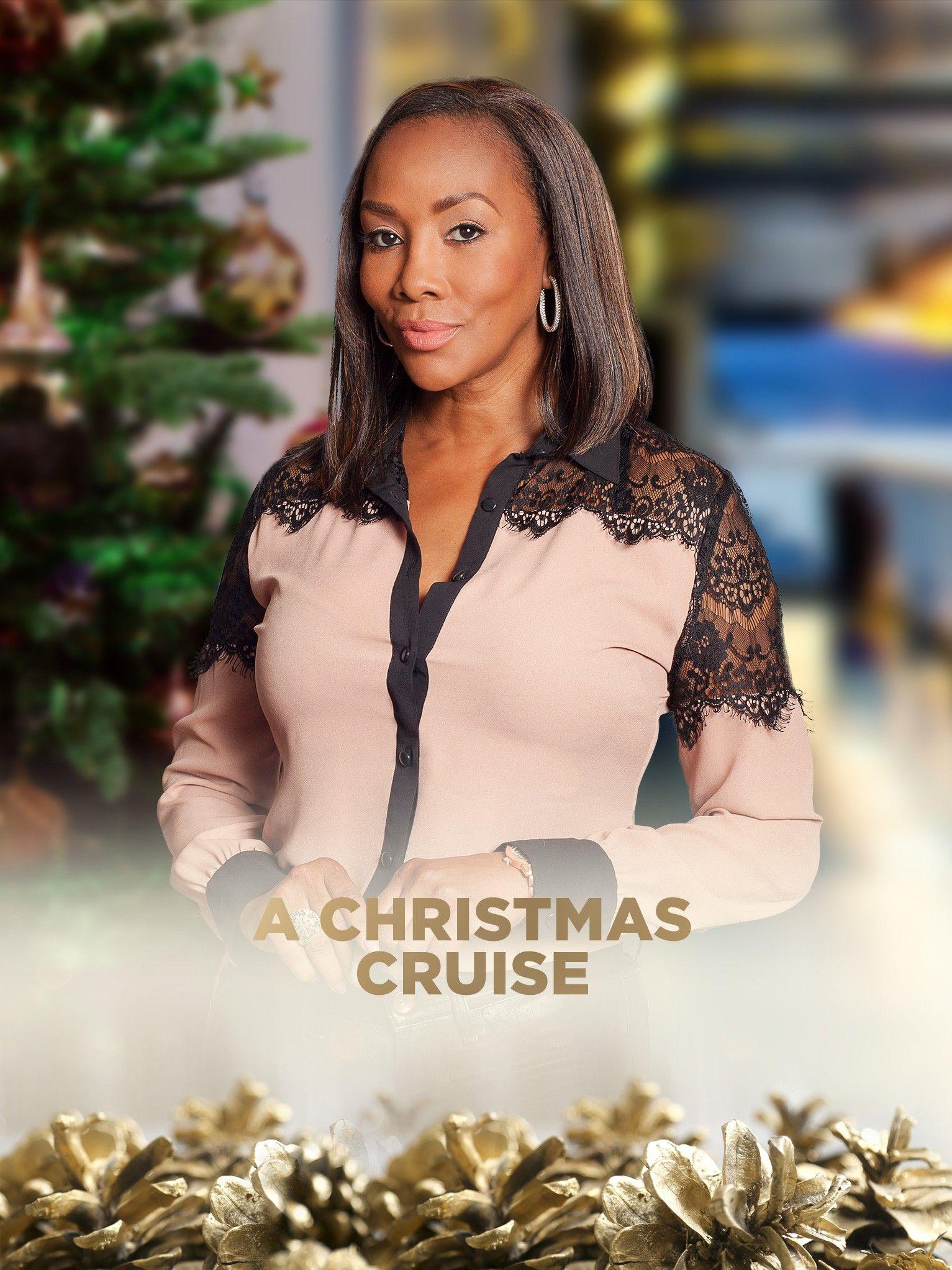 A Christmas Cruise.A Christmas Cruise Ion Movies Holiday Movie Christmas