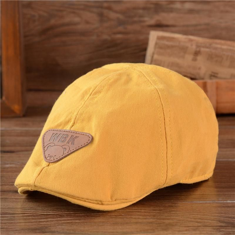 dfd28b304ca Price tracker and history of children cotton Beret unisex bonnet hat baby  fashion warm caps boy girl cap kids baseball cap baby boy sun hat