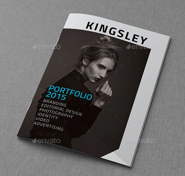 Kingsley  A Portfolio Catalog Brochure Vol  Is A Very Great