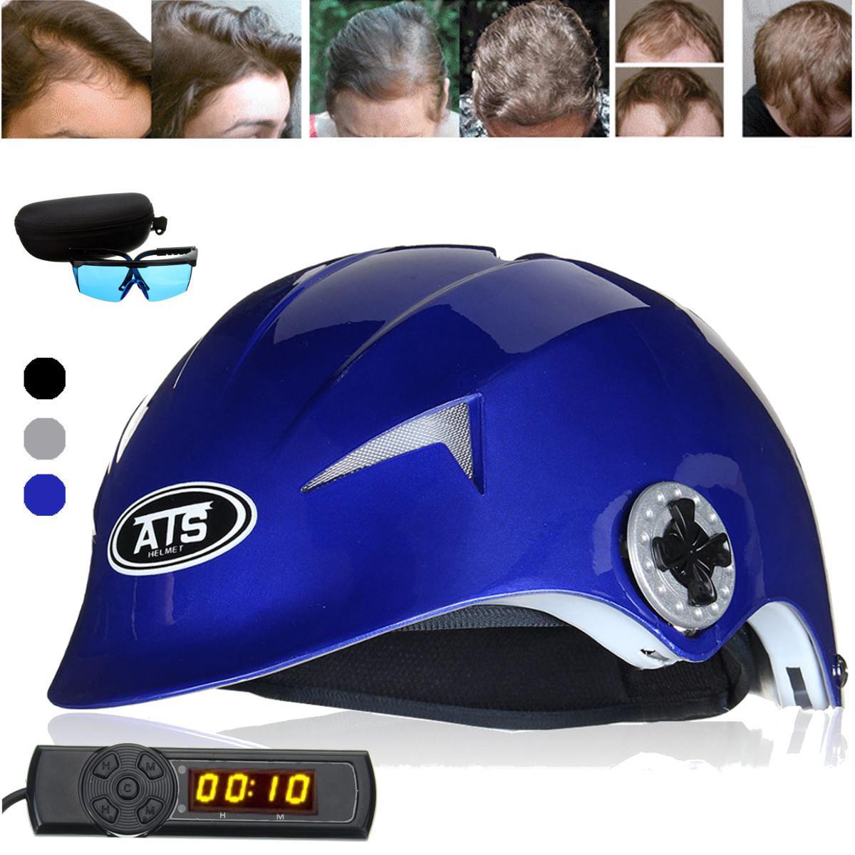 medical diodes laser hair loss treatment solution helmet