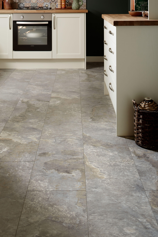 kitchen floor ideas vinyl   Küchenfliese, Küche, Wohnung