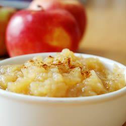 GF Sarah's Applesauce