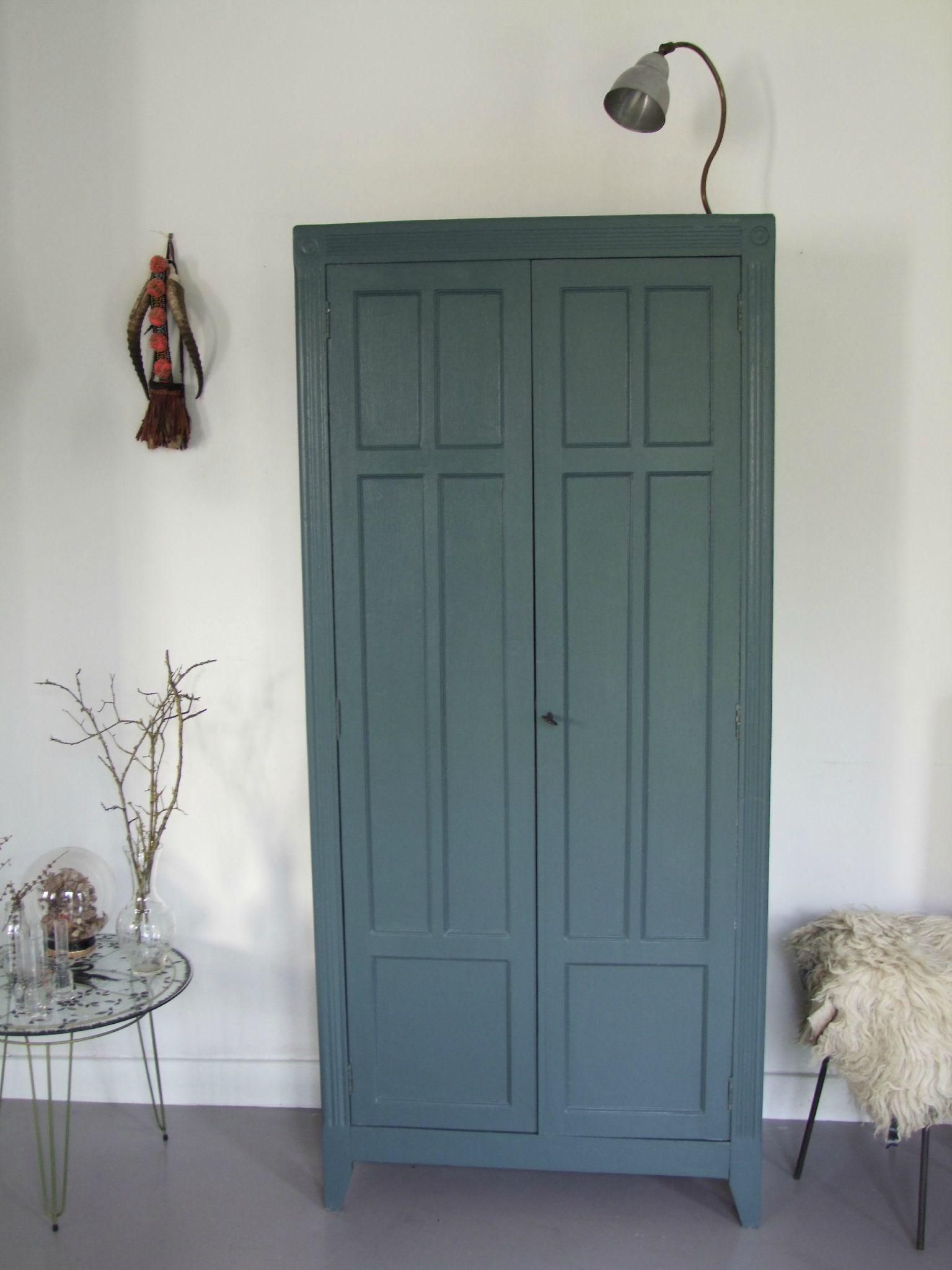 Armoire parisienne bella meubles vintage pataluna chin s d nich s et d lur s sk p - Meubles chines ...