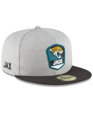 f8ea53b1 New Era Jacksonville Jaguars On Field Sideline Road 59FIFTY Fitted ...