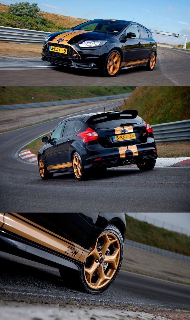 Hertz Should Offer The Ford Focus St H In The Us But They Re Not