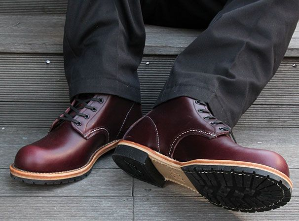 Red Wing Beckman boot | Made For Walkin' | Pinterest | Red wing ...