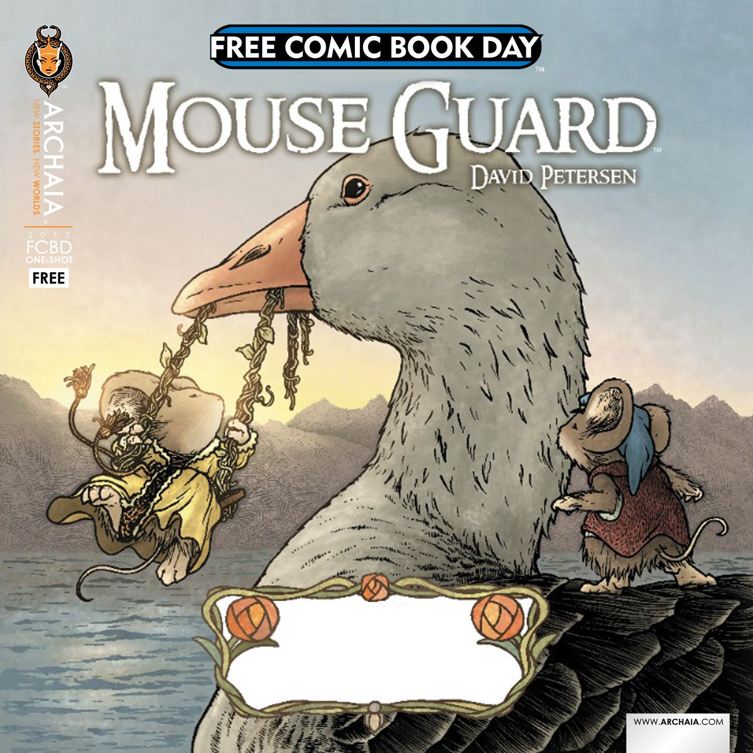 Image result for mouse guard boat