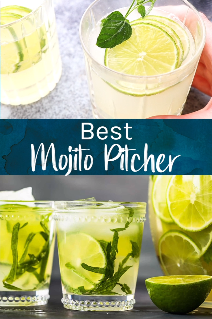Photo of Best Mojito Recipe for a Crowd