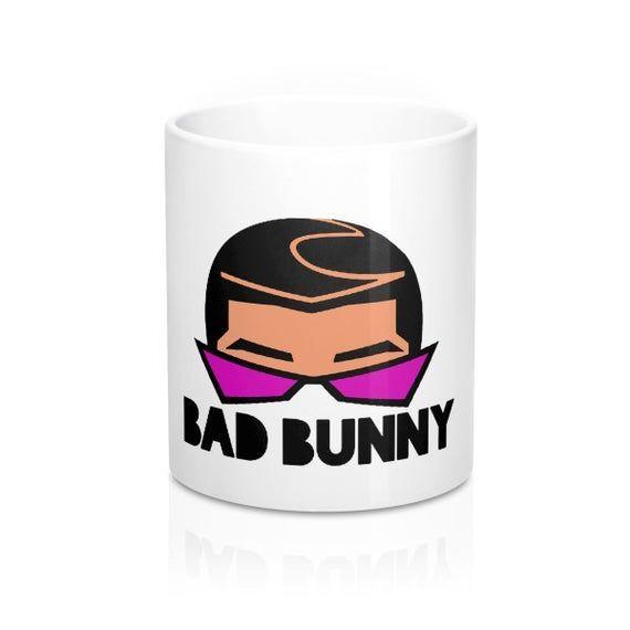 Bad Bunny X100pre Mug 11oz #badbunny Bad Bunny X100pre Mug 11oz #badbunny