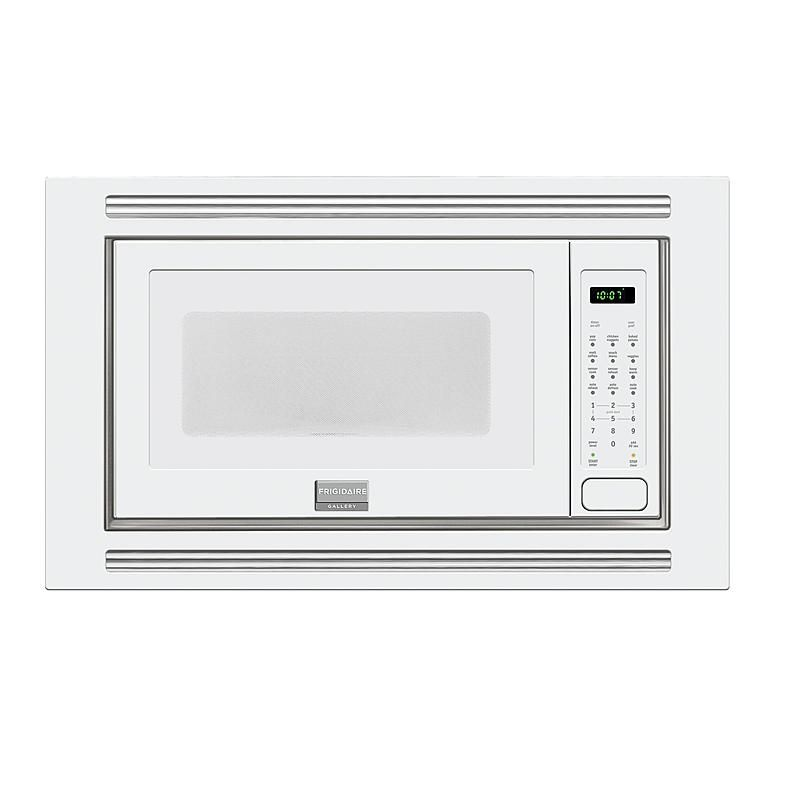 Frigidaire Gallery Fgmo205kw 24 2 0 Cu Ft Built In Microwave Oven Sears Outlet