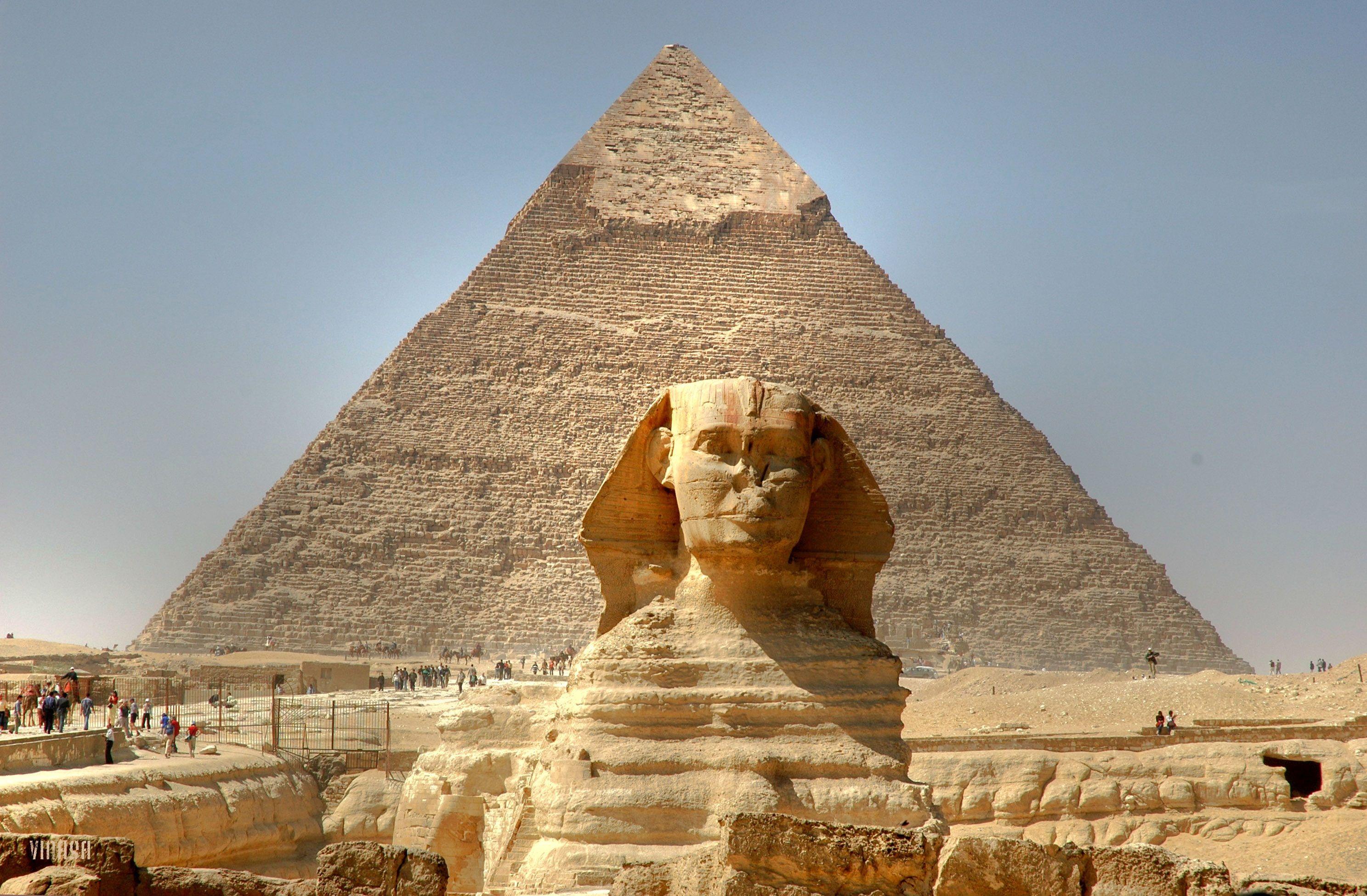 Pyramide De Gizeh Et Sphinx Great Pyramid Of Giza Egypt Travel Egypt