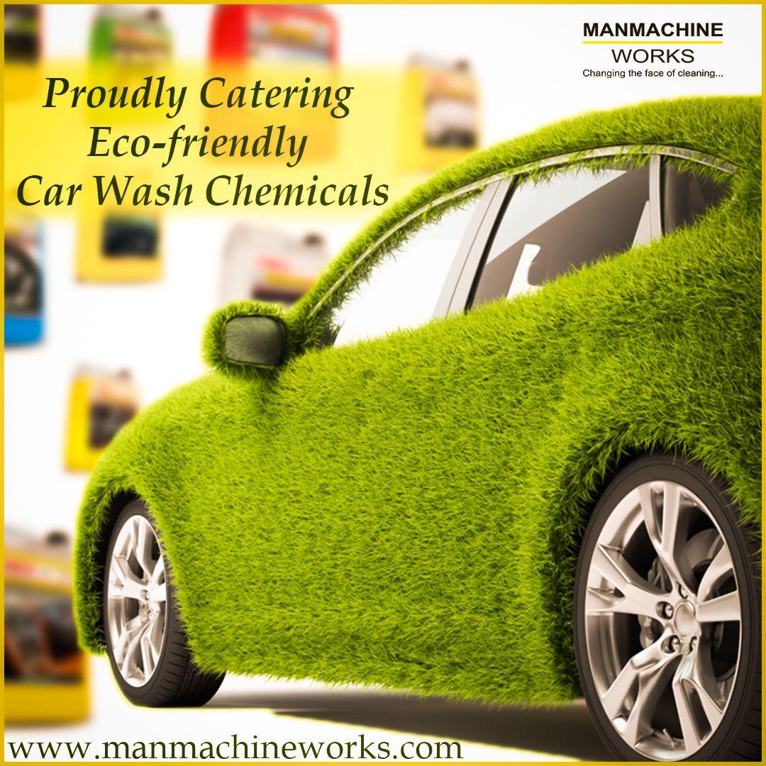 Manmachine CarWashChemicals is designed strictly to