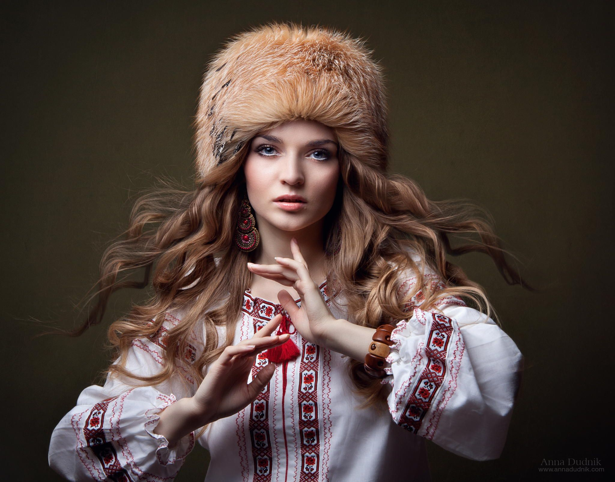 Would Love To Do A Ukrainian Photoshoot Someday! By Anna