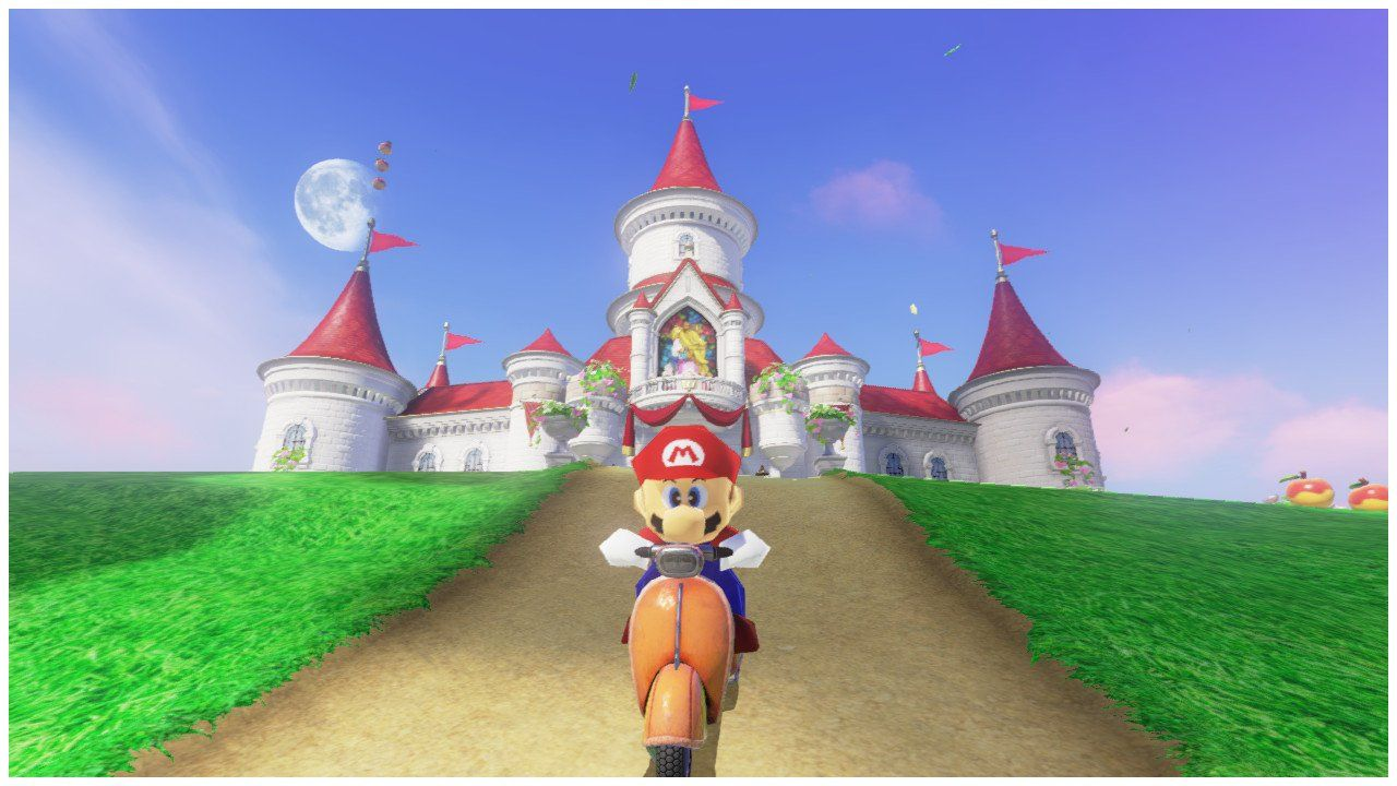 You guys like the new Super Mario 64 remake? Coming to
