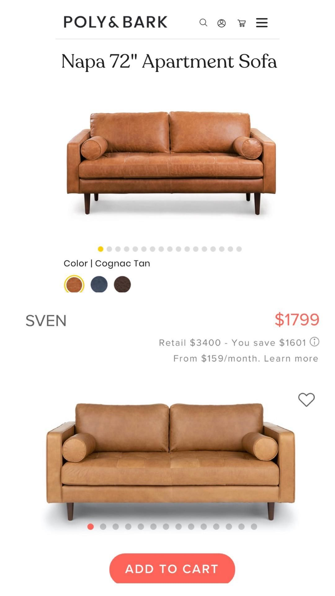 Article Vs Poly Amp Bark Sofas Has Anyone Ordered From Either Company Or Tested The Quality Of The Sofas And If S In 2020 Poly Bark What Is Interior Design Sofas