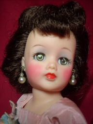 Ideal little Miss Revlon doll. This one is like the one my sister ...