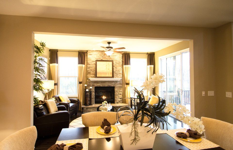 Home Features | Eden | New Home in Brooks Park | Pulte Homes ...