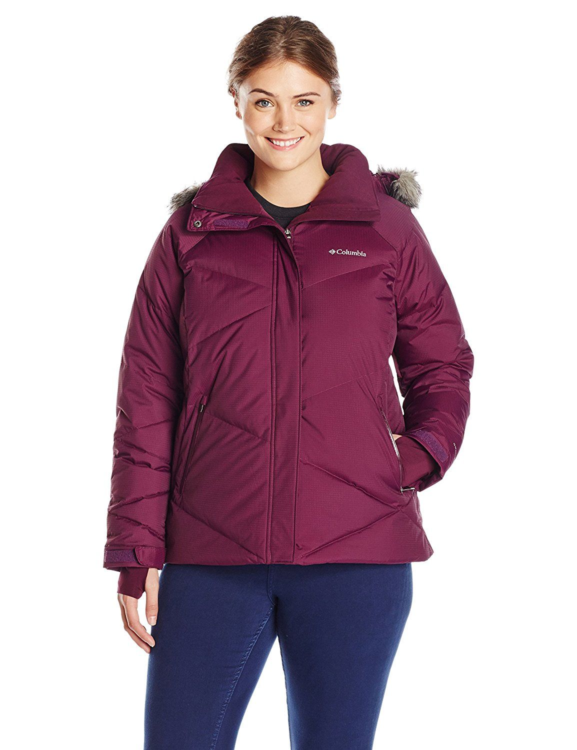 d3701577182fa Columbia Women s Plus Size Lay D Down Jacket    This is an Amazon Affiliate  link. Learn more by visiting the image link.