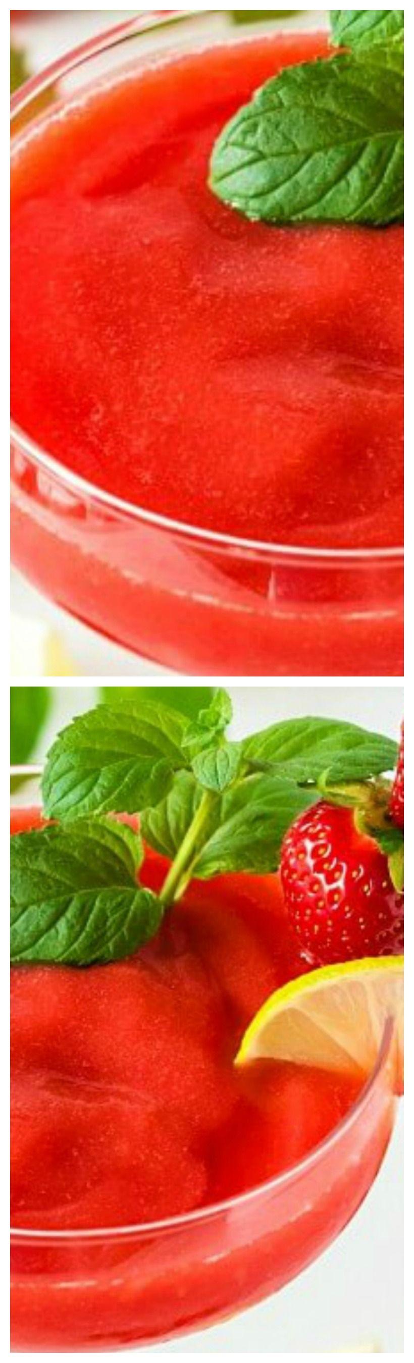 Strawberry Daiquiri | Recipe | Summer drink recipes ...