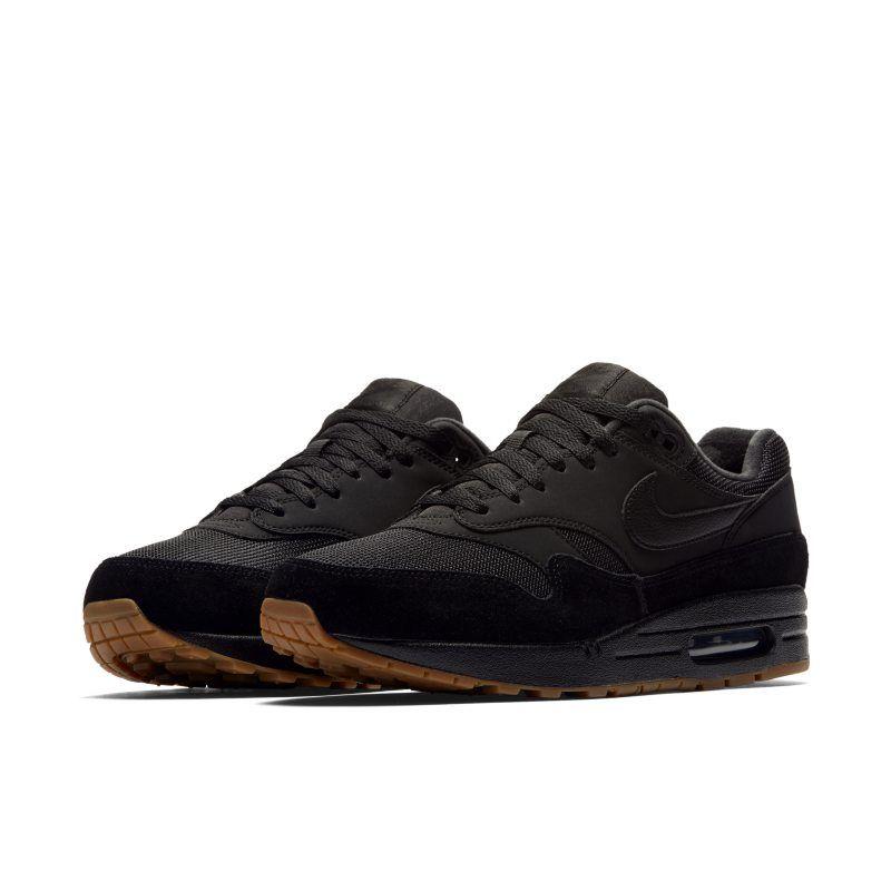 air max 1 negras marron