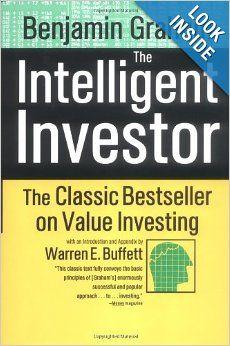 The Intelligent Investor By Ben Graham Finance Books Value