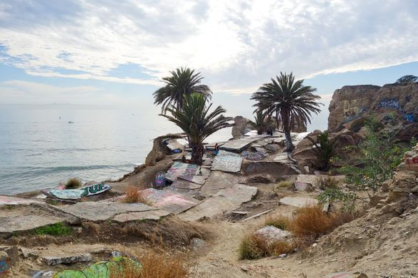 Sunken City Sunken City Cities In Los Angeles American Travel