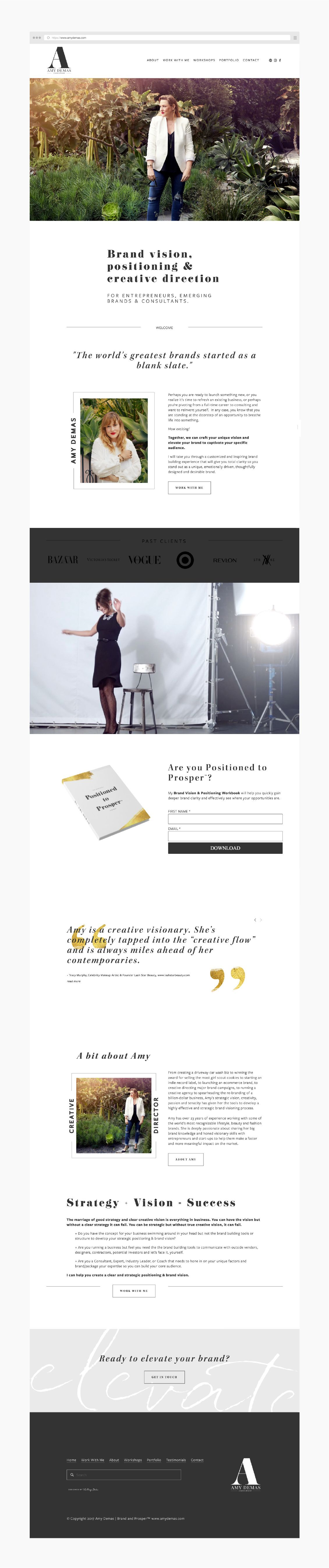 Amy Demas Website Design Paige Brunton Squarespace Templates Squarespace Designer Courses Website Design Blog Website Design Diy Website Design