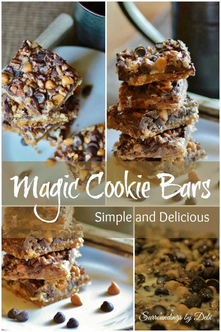 Pinterest Magic Cookie Bars
