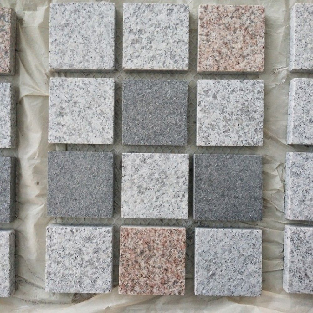 Chinese Cheap Paving Stone Landscape Curbstone Granite Block For Sale China Supplier Stone2buy Com Granite Blocks Cheap Paving Stones Paving Stones