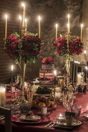Image Result For Medieval Wedding Decorations Centerpieces Cute In