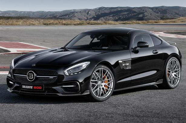 The Mercedes uber specialists from Brabus revealed today their version of the AMG GT S. It comes with 600 hp and its public.