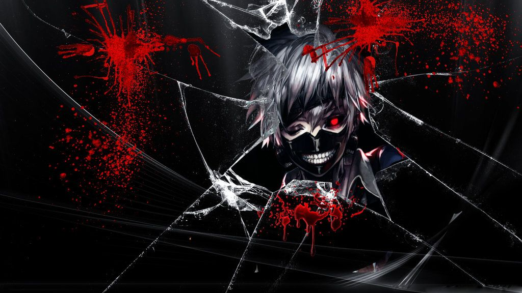 Tokyo Ghoul Wallpaper By Rafaellopes3 On Deviantart Tokyo Ghoul Wallpapers Dark Anime Tokyo Ghoul