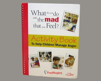 Mad Feelings Activity Book | The Fred Rogers Company
