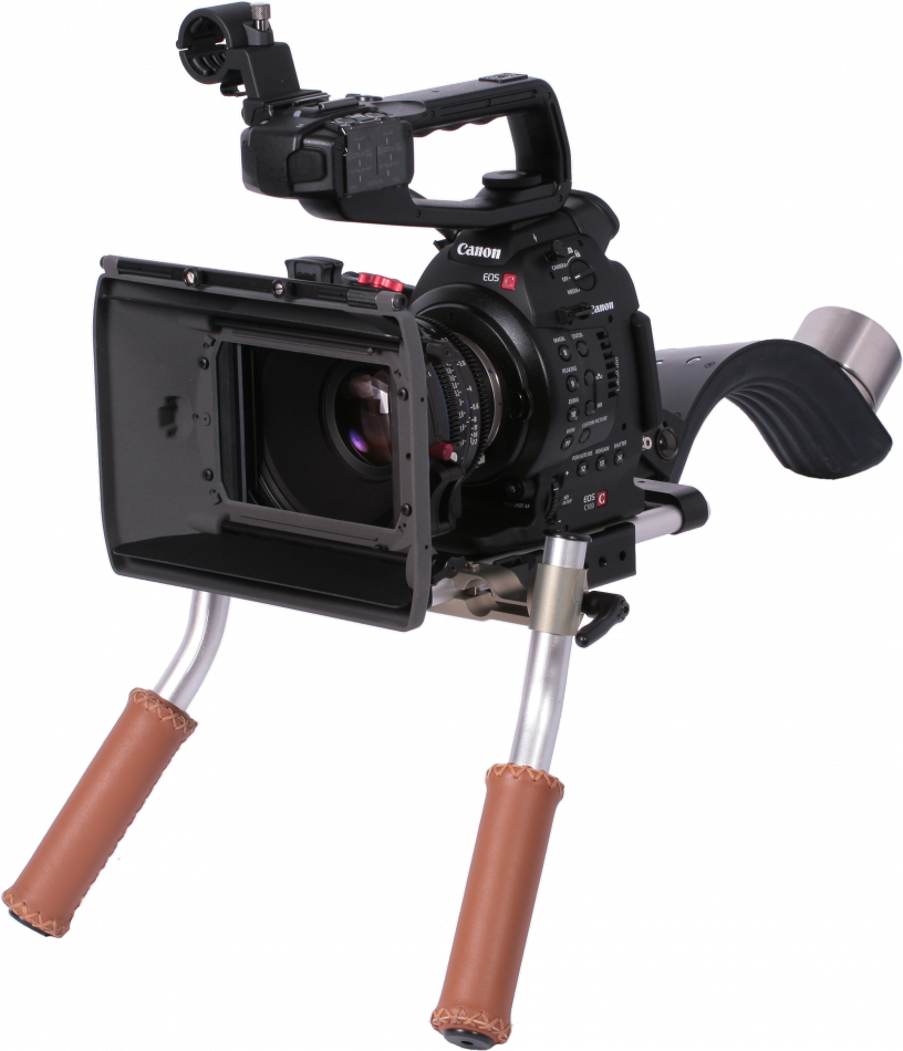 Solutions for the Canon EOS C100 | Vocas Systems
