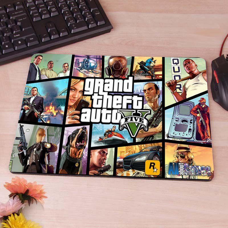 GTA 5 Mouse Pad | Mouse Pad | Laptop, Mac laptop, Notebook laptop
