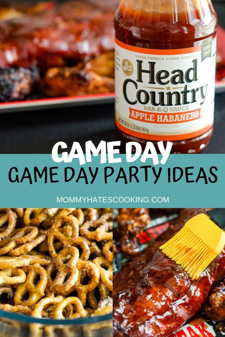 Tailgating Recipes that will score a Touchdown #tailgatefood