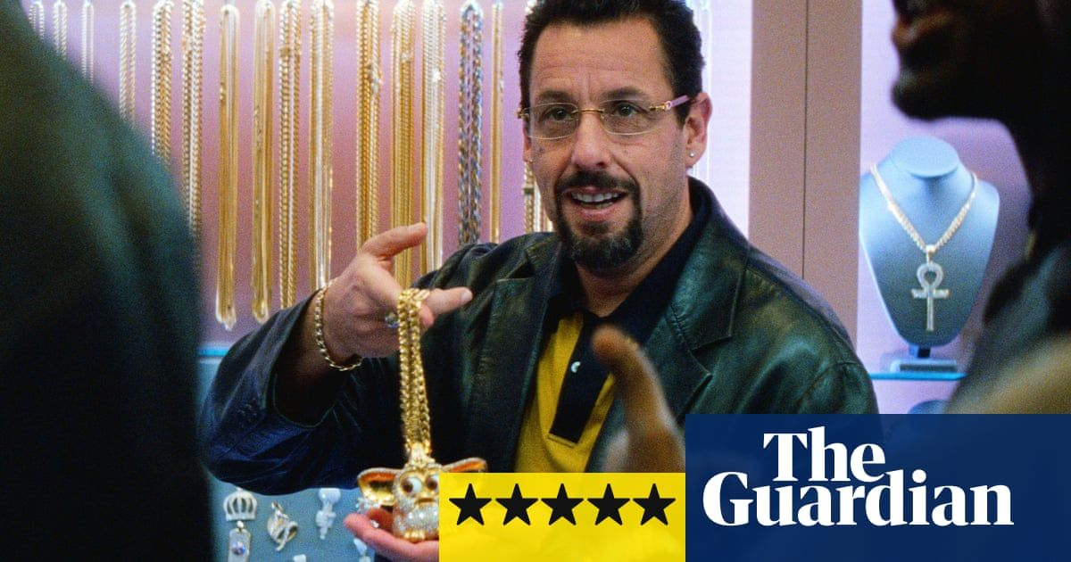 Uncut Gems review bank on it here's the year's most