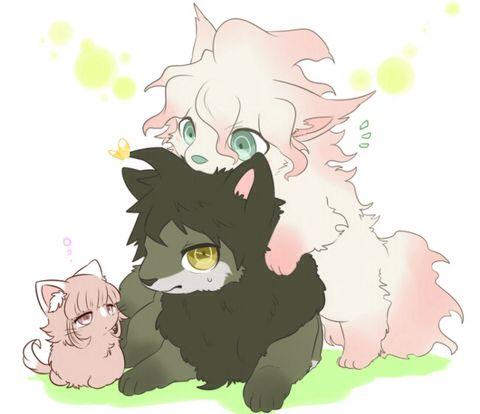Fluffy ronpa