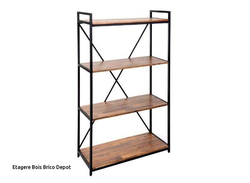 Etagere Bois Metal Brico Depot Etagere Bois Castorama In 2020 Steel Furniture Cuisine Ikea Home Decor