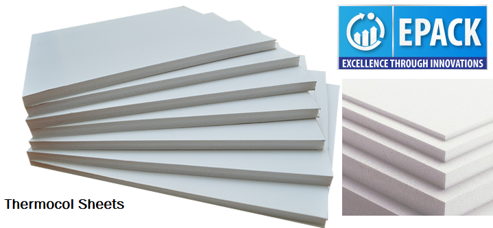 Thermocol Sheets Manufacturer, EPS Thermocol Sheet