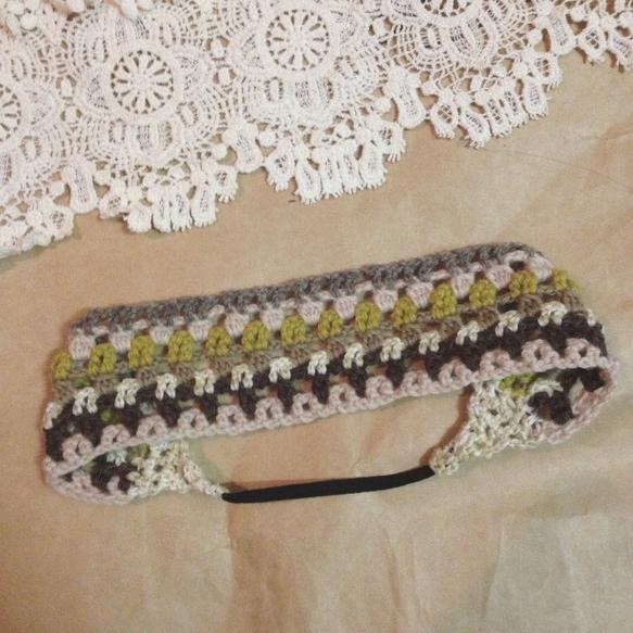 ポコポコした凹凸のある編み目が可愛いカラフルなヘアターバン ´◡`*ヘアバンド1つでヘアアレンジも簡単、おしゃれに♡コーディネートのアクセントにな... ハンドメイド、手作り、手仕事品の通販・販売・購入ならCreema。