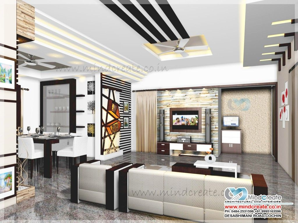 Marvelous Interior Model Living And Dining From Kerala Model Home Plans. #interior  #living #dining #keralamodelhomeplan For More Details, Http://www.kmhp.inu2026