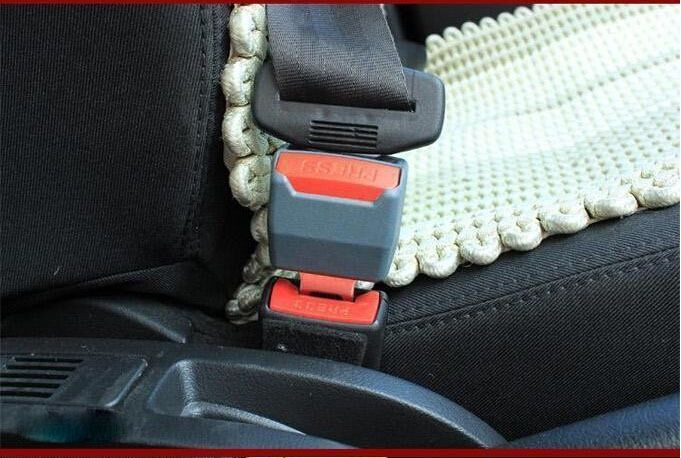 21MM Universal Auto Car Seat Belt Buckle Clip Extender Socket Safety Buckles Extension Accessories