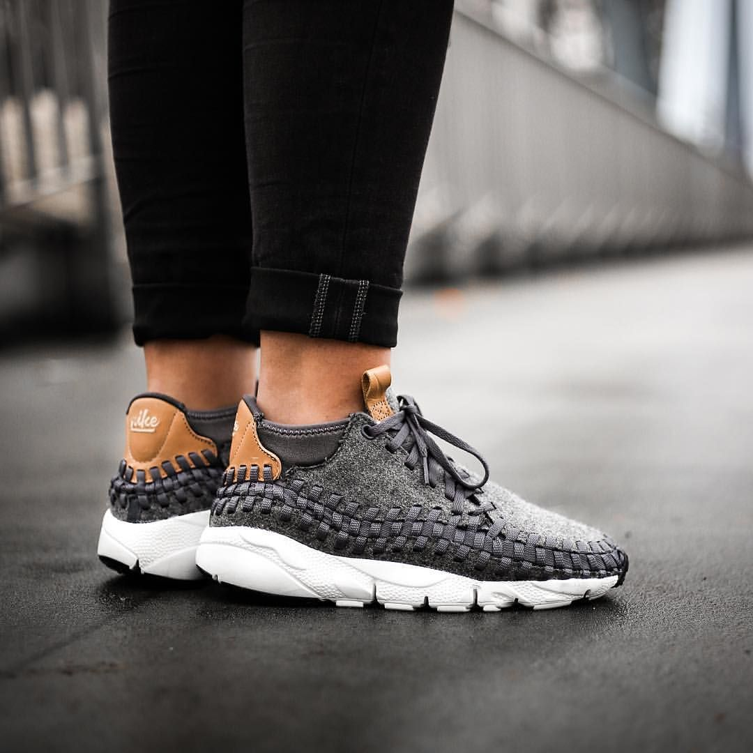 Nike Footscape Woven Chukka | Shoes in 2019 | Sneakers nike