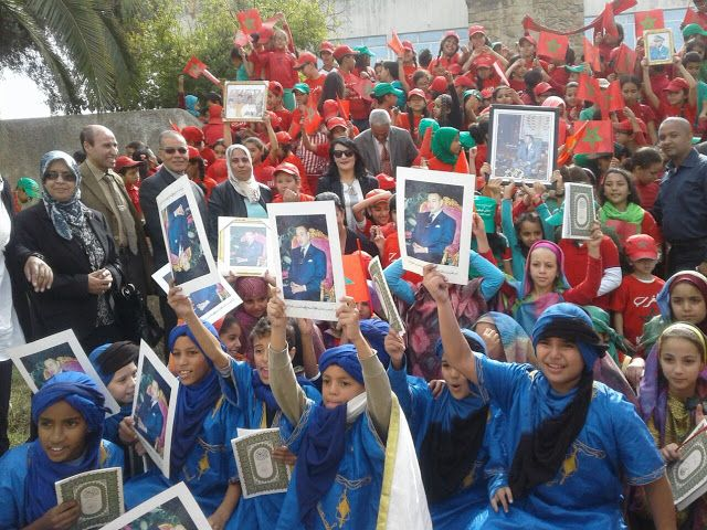 Maroc Top News الذكرى الثانية والأربعين للمسيرة الخضراء ا