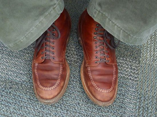 Beautiful Worn Alden Indy Hope Mine Will Turn Like This